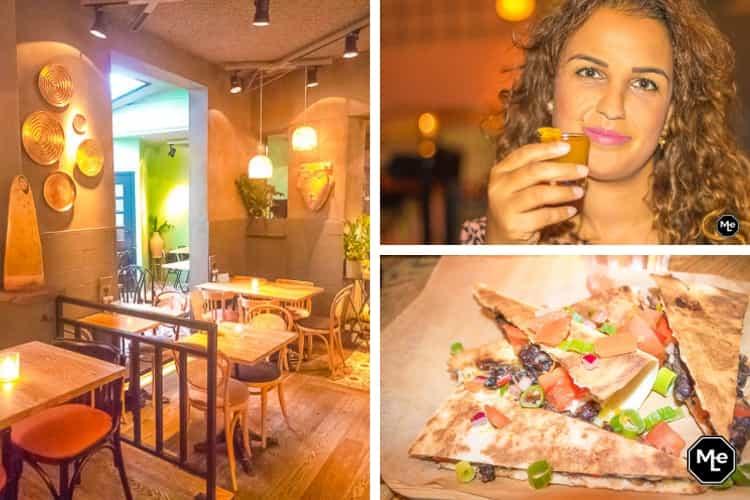 Popocatepetl Mexicaans restaurant Utrecht