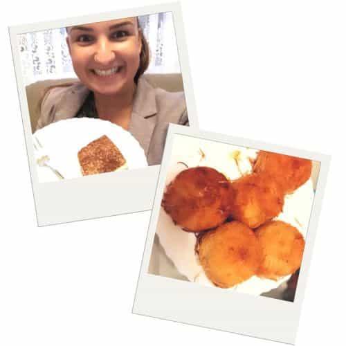 Weekly Snaps #53-2 tatli eten bij mijn schoonouders