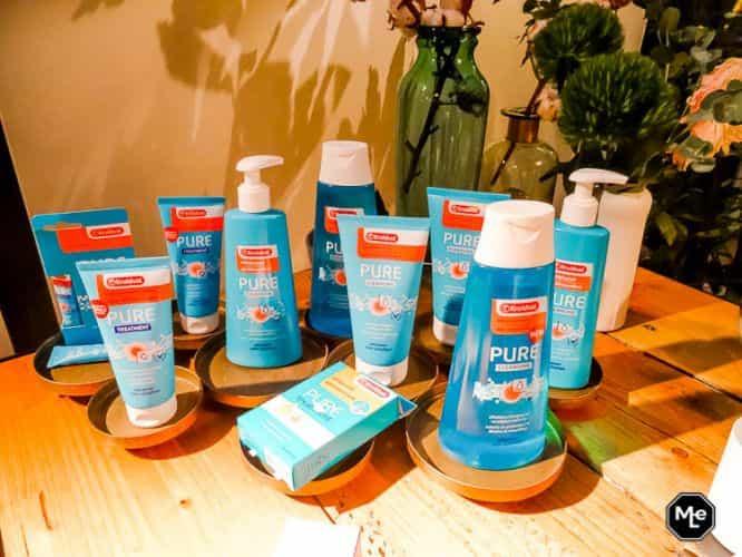 De hele Pure productlijn van Kruidvat