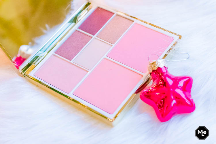 Etos Limited Edition Christmas Face Palette close-up