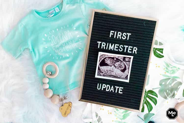 Zwanger update|eerste trimester