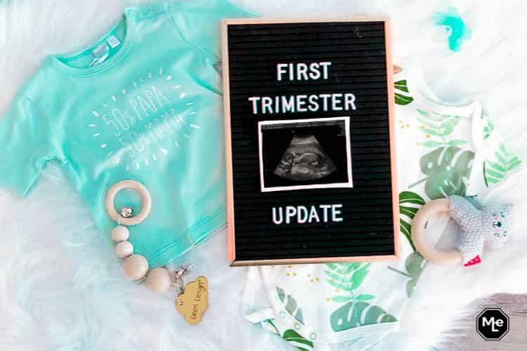 echo eerste trimester zwangerschap