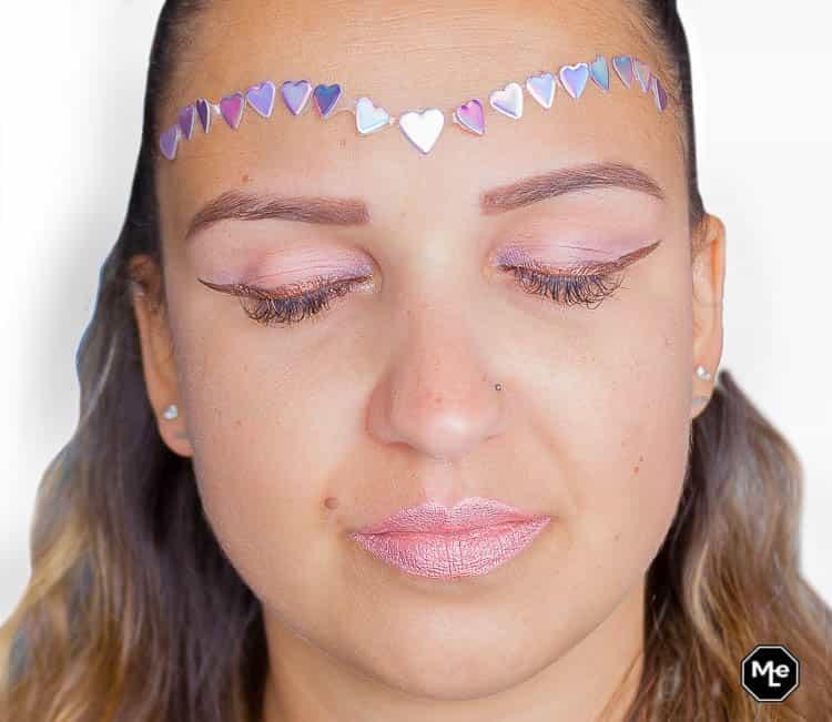 hema make-up producten look