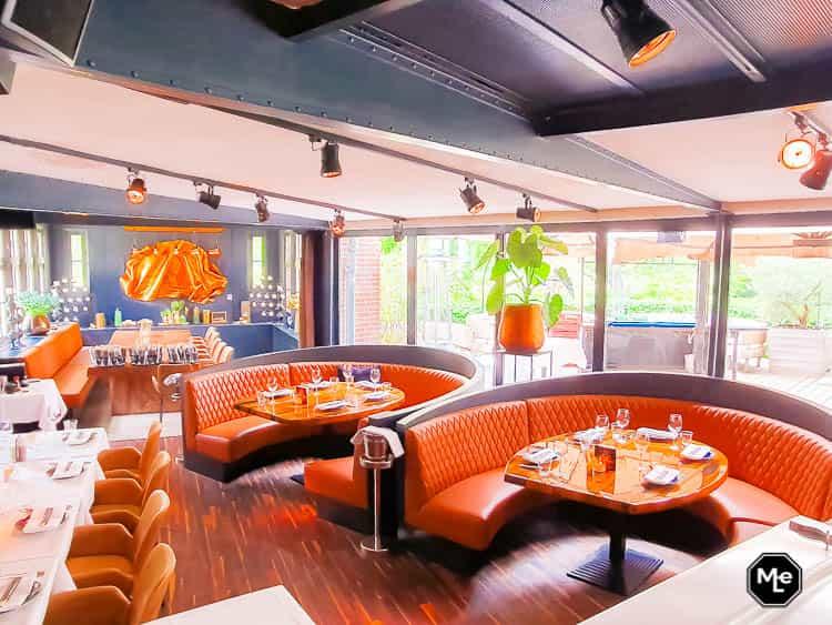 interieur @The Harbour Club Rotterdam