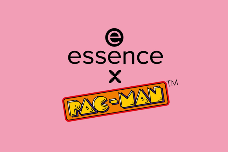Essence x PAC-MAN trend edition collectie