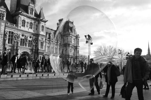 SEAMINE 17 - La bulle ondule et puis s'enfuit comme par magie