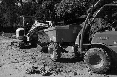 SEMAINE 44 - Le petit chef de chantier