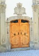 Intriguing doorway