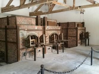 New crematorium stoves