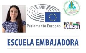 """Inas Mimun, del IES Leopoldo Queipo, será la """"voz"""" de los estudiantes durante el foro sobre el cambio curricular"""
