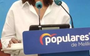 Fadela Mohatar Melilla PP