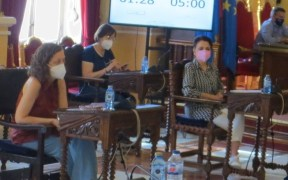 Pleno Melilla Prestamos 45,6 Millones