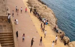 """Melilla celebra mañana lunes el Día Internacional del Yoga en el """"Balcón de África"""" a las 18.30h"""