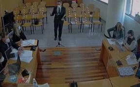 Eduardo de Castro declara ante el juez