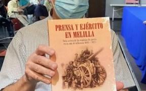 """""""Prensa y ejército en Melilla"""" de Juan Diez Sanchez"""