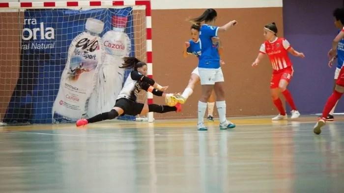 MSC Torreblanca futbol sala femenino