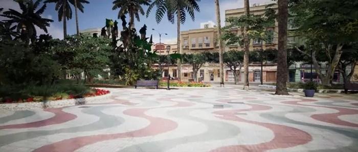 Parque Hernández de Melilla