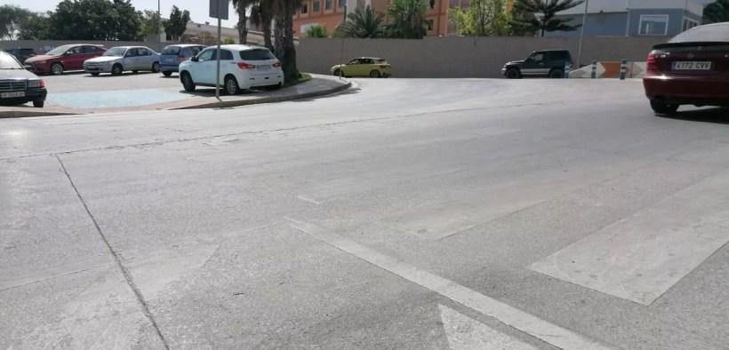 Paso Peatones Melilla