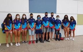 Selección triatlón Melilla