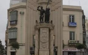 Estatua Héroes de España