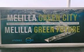 Melilla ciudad verde