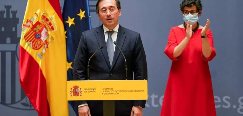 Albares, nuevo ministro de exteriores