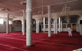 Mezquita en Melilla