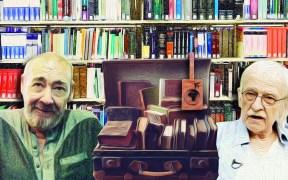 Carlos Benet y Antonio Escohotado