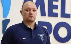 Arturo Álvarez, entrenador del MSC Baloncesto