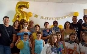 Bodas de Oro de Ramón Carrasco Zurita y Antonia Martínez Butrón