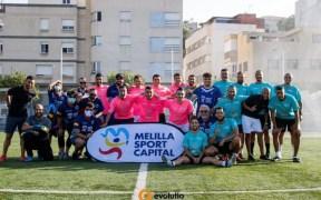 'La Familia' se proclama campeón del I Torneo Evolutio Melilla Sport Capital