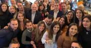 Jóvenes abogados de Melilla