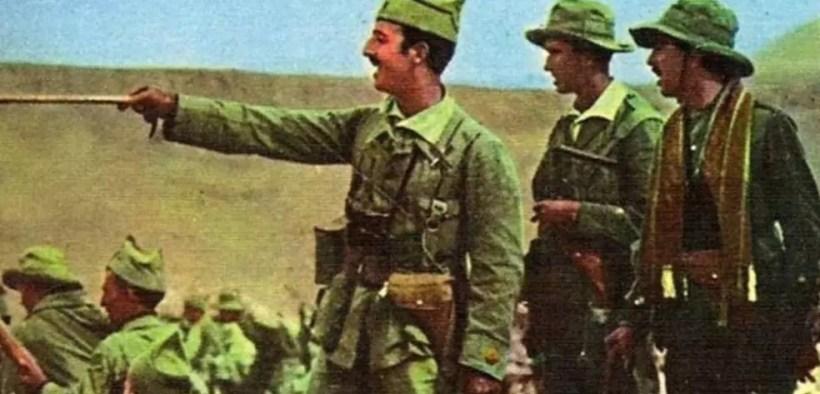 La legión en Melilla