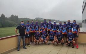 Selección de Melilla de Mountain Bike
