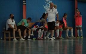 Maca, entrenador del MSC Torreblanca