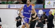 Sergio Mendiola, nuevo jugador del Melilla Sport Capital Baloncesto