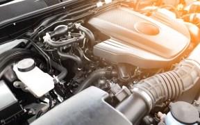 Imagen Motor de un vehículo