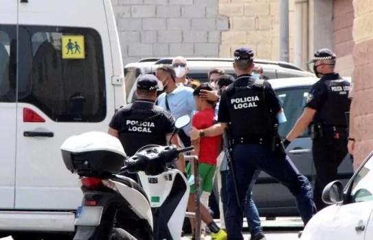 Menores de Ceuta repatriados