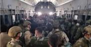 Evacuación de Afganistán