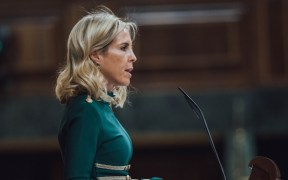diputada nacional de VOX por Ceuta, Teresa López