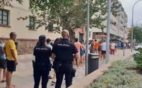 Vacunación de Melilla