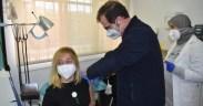 Vacunación Covid en Melilla