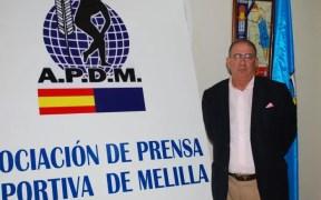 Avelino Gutiérrez presidente de la APDM