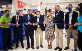 Inauguración de Carrefour Melilla