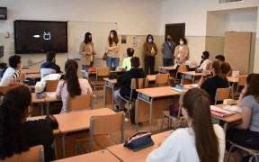 Colegio e instituto en Covid