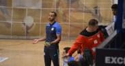 Faisal Salmi, entrenador del Melilla Sport Capital Balonmano
