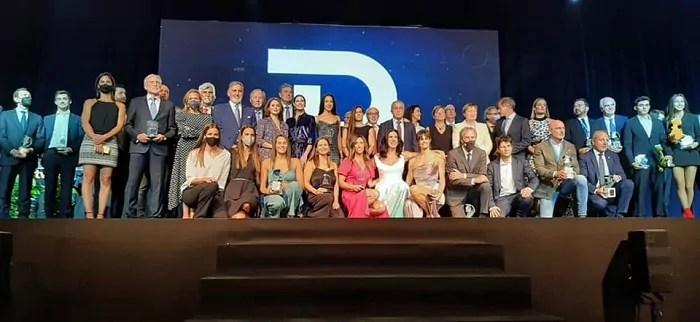 Imagen de la Gala Nacional del Deporte que se ha celebrado en Teruel