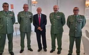 La Federación de Casas de Melilla homenajea a La Legión