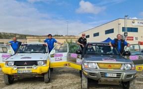 JTB Clásicos Racing en el campeonato de España de todoterrenos