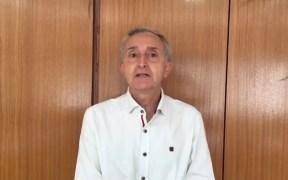presidente de Vox Melilla, José Miguel Tasende.